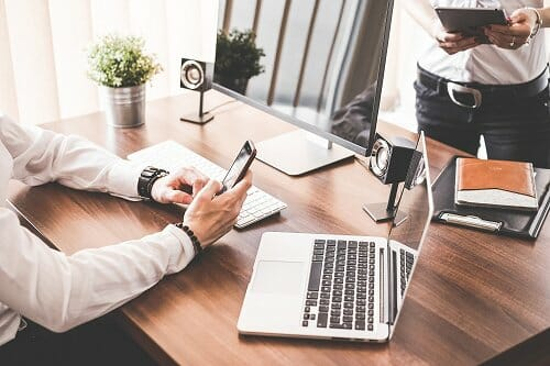 business success through self enterprise