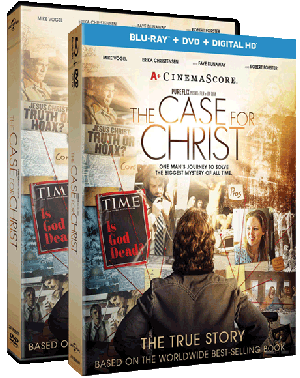 The Case for Christ, Lee Strobel