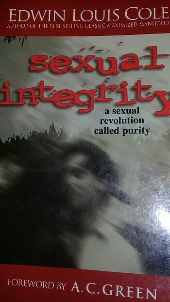 book review - sexual integrity
