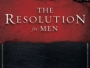 Resolution for Men by the Kendrick Brothers